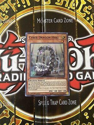 Yugioh Cyber Dragon Herz MP19-EN086 1ST Edition Super Rare
