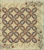 Wedding Ring Quilt Pattern By Edyta Sitar Of Laundry Basket Quilts