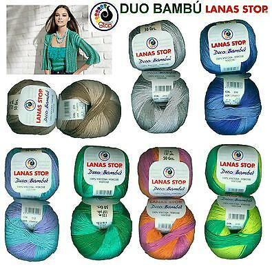Duo Bamboo Lanas Stop