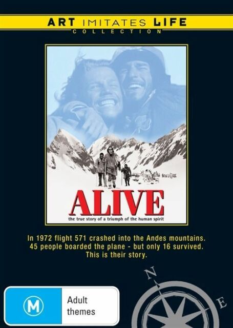 Alive - Art Imitates Life (DVD, Region 4)