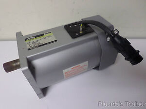 Used brother 3 phase induction motor 1 6 hp 208 230 v for 1 2 hp induction motor