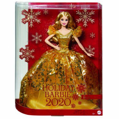 Mattel GHT54 Barbie Magia delle Feste 2020