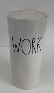 Rae-Dunn-By-Magenta-WORK-Ceramic-Travel-Tumbler-Mug