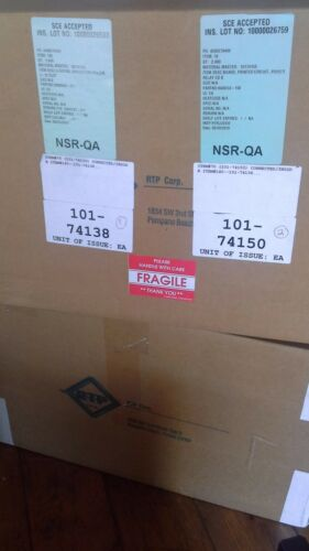 RTP CORP 12 Slot Rack RTP 3000