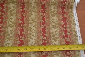 By-1-2-Yd-Olive-amp-Rusty-Red-Quilting-Moda-Wiscasset-Minick-Simpson-14641-B337