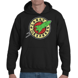 Planet Sweat Express Sweat Futurama Futurama Planet Vintage TwwrIO