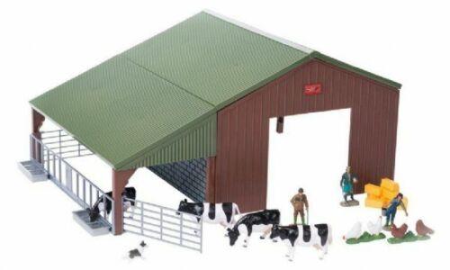 Tomy britains farm Building /& Accessoires Jouet Jeu 23 pieces
