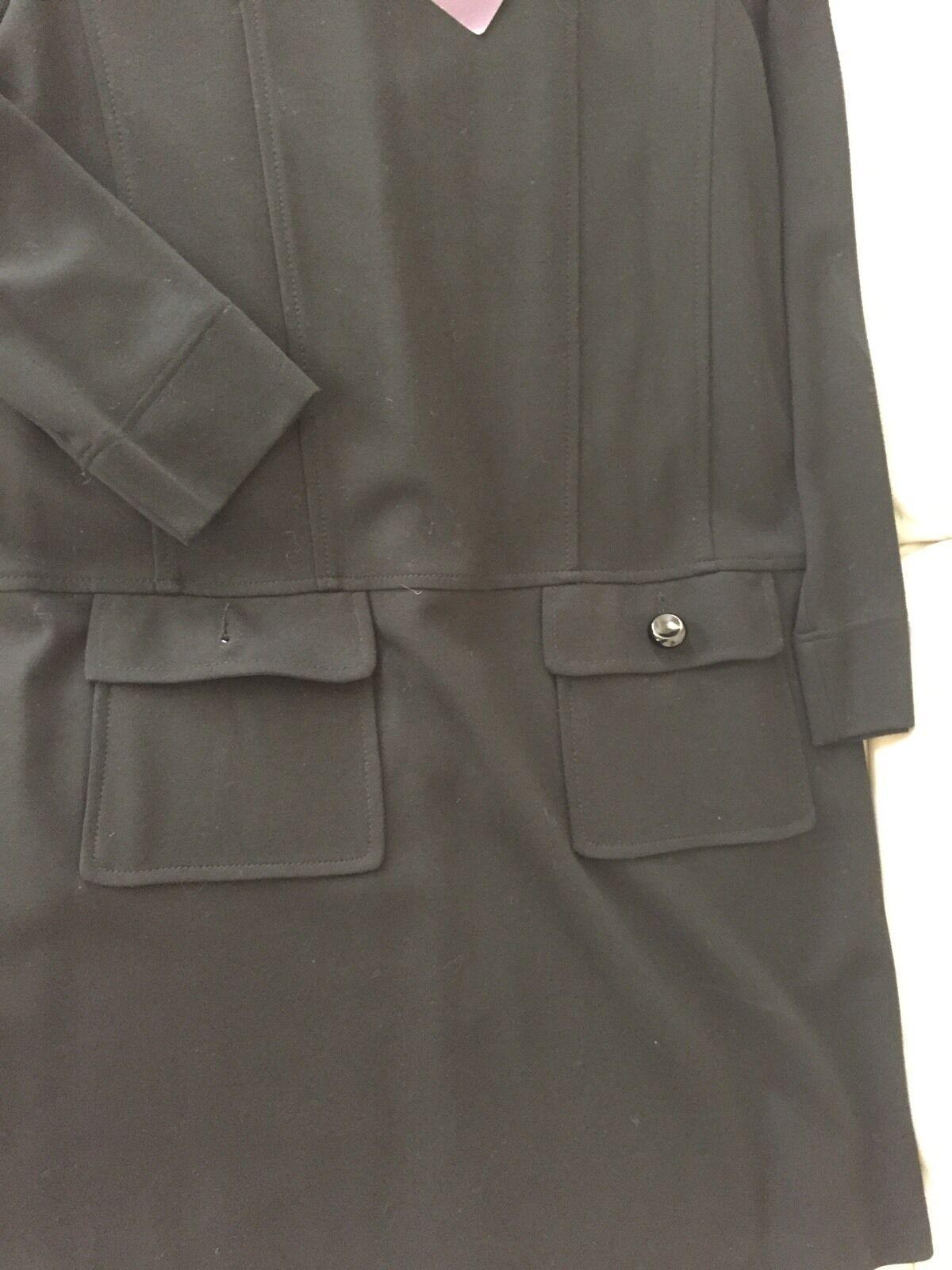 Neu Jersey Kleid von RIANI, Gr. 40, Schwarz