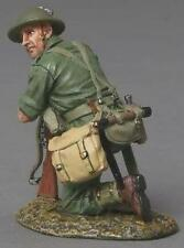 THOMAS GUNN WW2 PACIFIC RS038B AUSSIE KNEELING TIN HELMET MIB