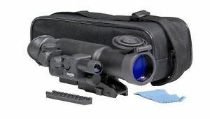 Night-Vision-Scope-Rifle-Mount-Attachment-Sniper-Tactical-Coyote-Hog-Hunt-NEW