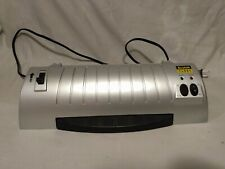 Scotch Thermal Electric Office Laminator Model Tl901 For 9 Inch Pouches