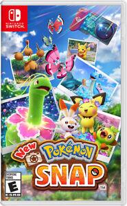 New Pokmon Snap - Nintendo Switch, Nintendo Switch Lite