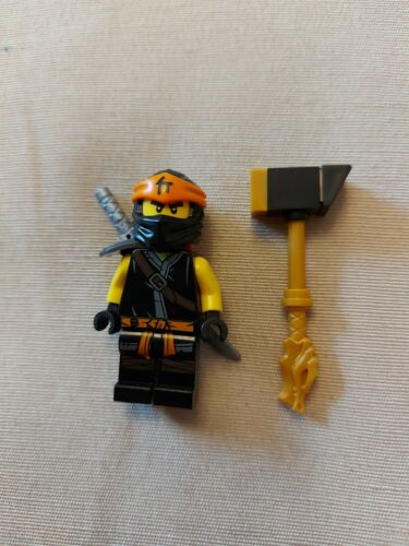 njo532 Ninjago 70672 70678 NEW Cole Forbidden Spinjitzu - LEGO minifigure