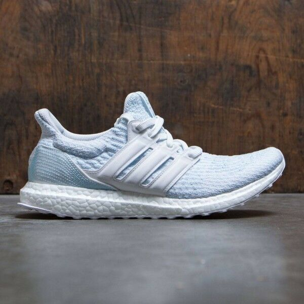 Adidas Ultra Boost 3.0 Parley White Ice Size 8. CP9685 yeezy nmd pk