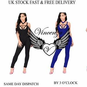 Vincenza-UK-Womens-Summer-Ladies-Jumpsuit-Evening-Party-Holiday-Playsuit-Ladies