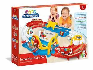 B-WARE-Kinderrennbahn-Baby-Clementoni-17251-TurboPista-Baby-Go-Soundeffekte