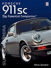 Porsche 911SC Super Carrera The Essential Companion book paper car