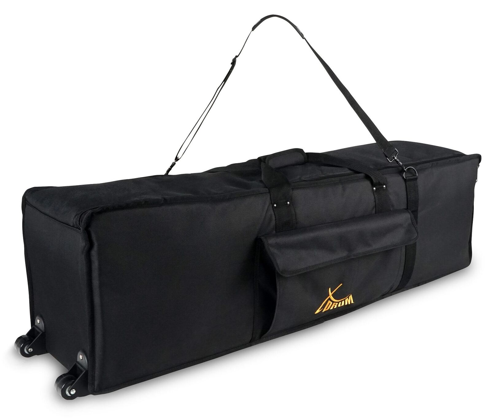 Supporto altoparlanti scatole Trolley Borsa Treppiede percussioni Hardware Bag ROLLBAR piccolo