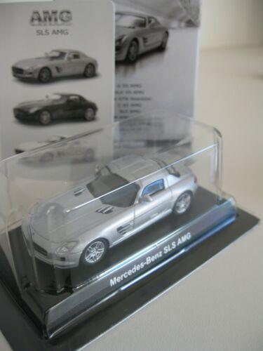 Mercedes Benz SLS AMG  Silver *** KYOSHO 1:64 *SALE*