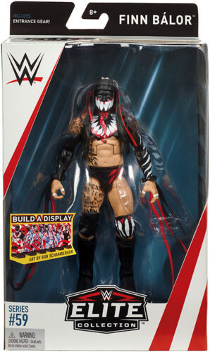 Finn BALOR-WWE Elite 59 Mattel Jouet Wrestling Action Figure