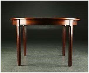 Spisebord, Palisander, Dansk Møbeldesign