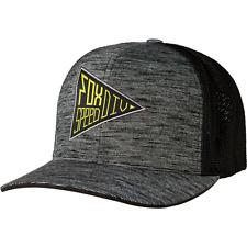 Fox Racing Black Stillness Flexfit Cap Hat Size L/XL Fast & Free UK Post