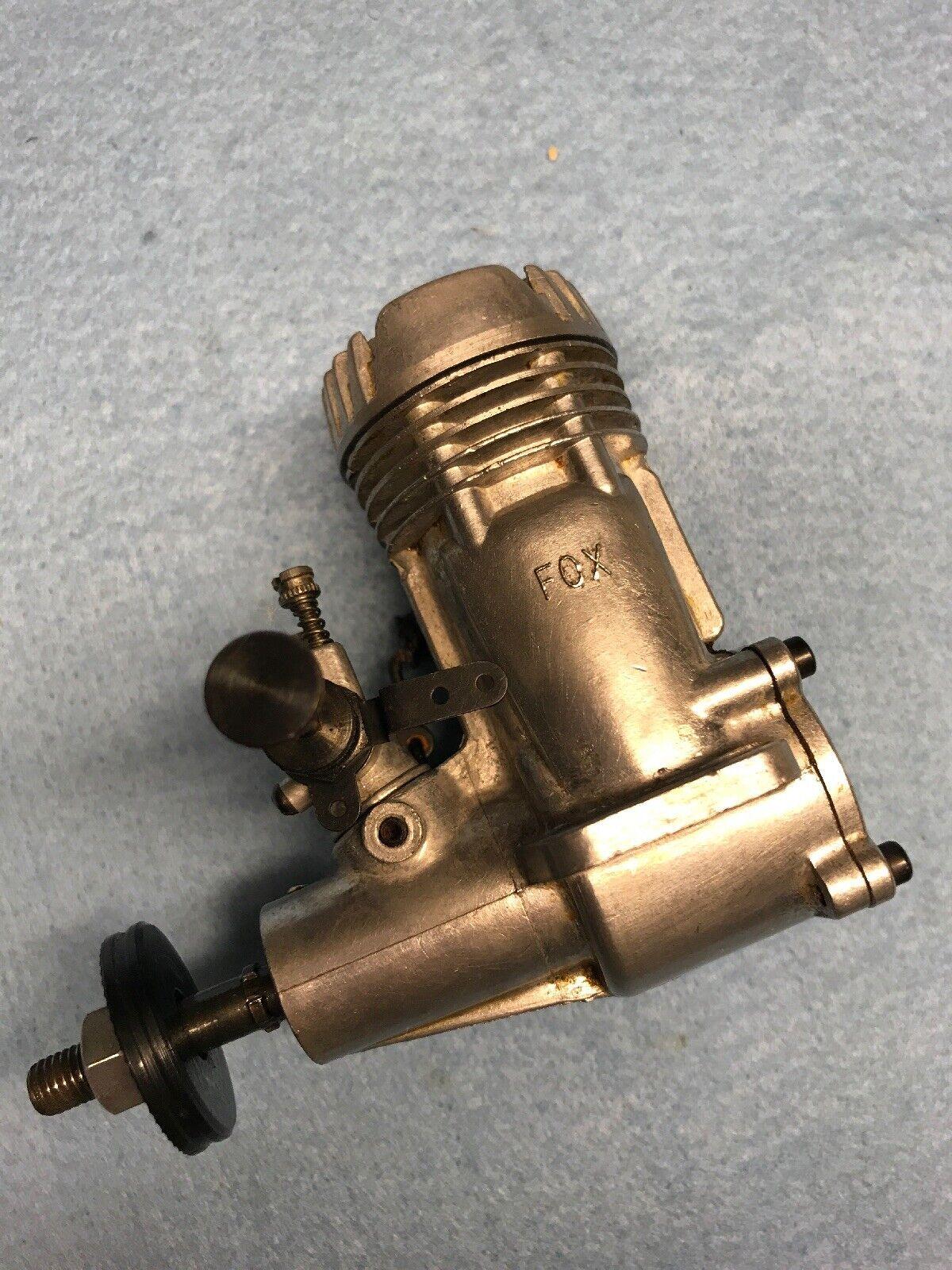 Fox 29 - engine verwendet no.208 rc - flugzeug