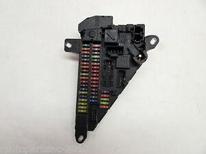 image is loading 2006-bmw-525xi-rear-fuse-relay-box-module-