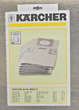 kompatibel zu AEG AQUA VAC Bomann Kärcher Lavor 5 Staubsaugerbeutel Filtertüten