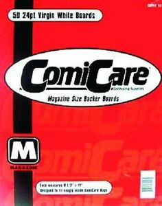 COMICCARE-50-MAGAZINE-SIZE-COMIC-BOOK-BOARDS