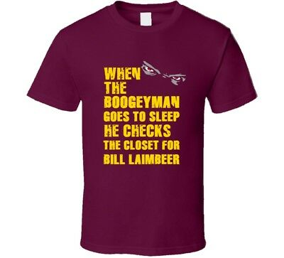 Bill Laimbeer Retro Basketball Caricature T Shirt