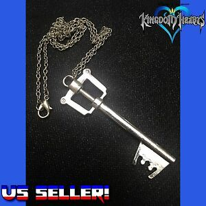Kingdom hearts sora keyblade necklace charm kingdom key roxas disney image is loading kingdom hearts sora keyblade necklace charm kingdom key aloadofball Gallery