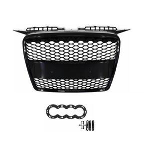 calandre noir brillant look rs3 pour audi a3 8p et. Black Bedroom Furniture Sets. Home Design Ideas