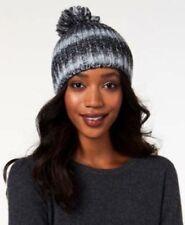 3150fc182854d Inc International Concepts Womens Hats Binded Spacedye Hat Black ...