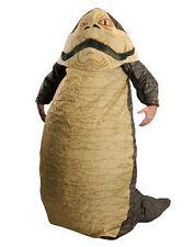 "Star Wars Mens Jabba the Hut Costume, Std,CHEST 44"",WAIST 30-34"",INSEAM 33"""