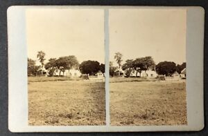 Vintage-Stereo-View-Stereoscopic-Photo-A115-Mystery-Landscape