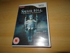 Silent Hill: Shattered Memories (Nintendo Wii) NEW SEALED  UK PAL VERSION
