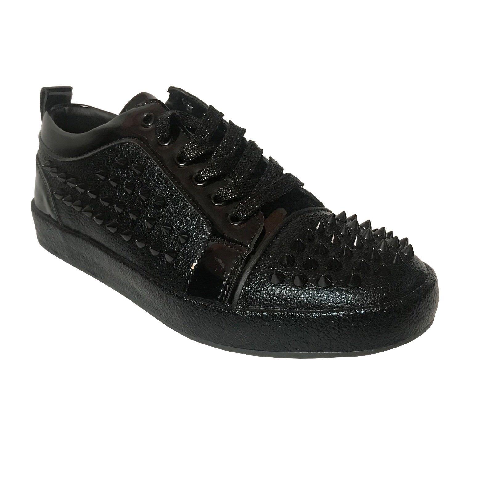 Faranzi Negro Para hombre Zapatillas De Moda F41603