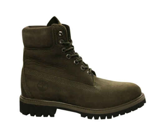 Timberland Icon 6 Inch Premium Mens Leather Lace Up Waterproof Boots A1M47 B45C