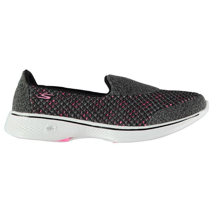 Skechers Go Walk 4 Ladies Trainers4 US 7 EUR 37 CM 24 REF 3919