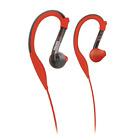 Philips SHQ3200 Action Fit Sports Earhook Headphones - Orange/Grey / Genuine