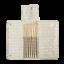 addiClick Hook BambooHäkelnadel Set Art 540-2