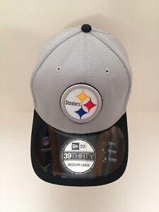 Image is loading Pittsburgh-Steelers-New-ERA-39Thirty-2015-Training-camp- 40710c44b
