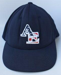 AE-ATHLETIC-EDGE-Petaluma-CA-Baseball-Cap-Hat-Size-S-M-Stretch-Fit-by-RICHARDSON