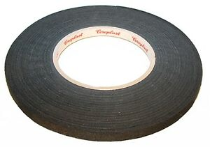 coroplast-Woven-Tape-with-Fleece-8560-Like-8550-9mm-x-50m-Adhesive-VAT-NEW