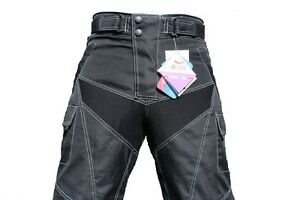 Mens-Reissa-Cordura-Textile-Waterproof-Motorbike-Motorcycle-Trousers-Pants