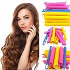 18pcs Magic Leverage Hair Curlers Tool Styling Rollers Spiral Circle Set UK