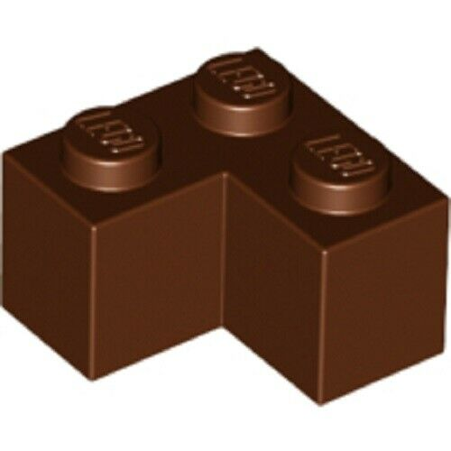 2357 - Choice of Colour /& Quantity New Lego Corner Brick 1X2X2