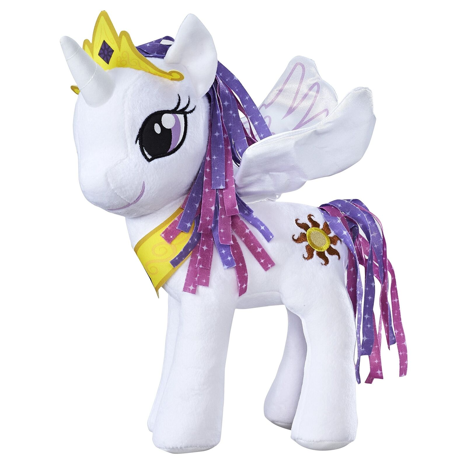 My Little Pony C0119EP3 Friendship is Magic Princess Celestia Feature Wings P...