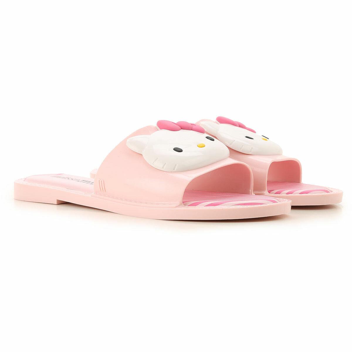 Melissa Ciabatta Hello Kitty, Slipper + + + Hello Kitty c8505e